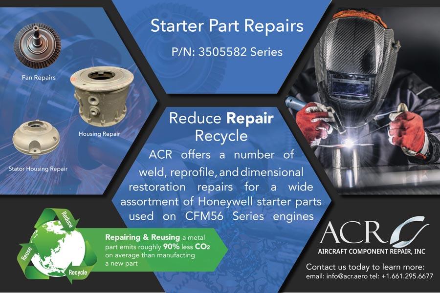 Honey Well Starter Repair Parts photo